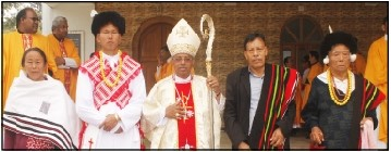 Bishop ordains 107th Priest