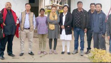 IOC Kumlong taxi unit visits IMDH