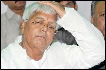 Lalu gets 3½ yrs in jail, fined Rs 10 lakhs in fodder scam case