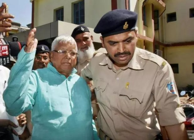 Lalu Prasad gets 14-year jail term in fourth fodder scam case