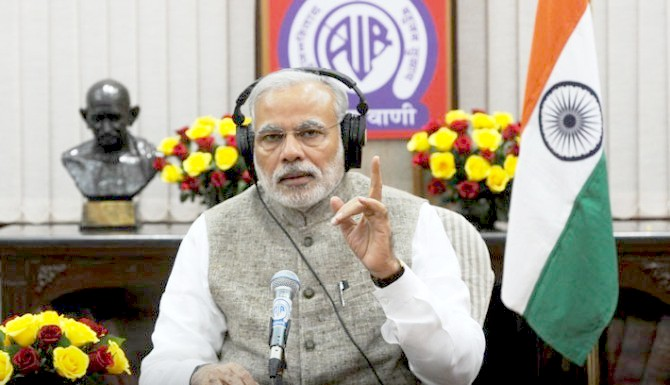 Don't make irresponsible statements:  Modi to BJP leaders
