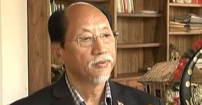 Nagaland CM appeals to all counterparts for safety and protection of stranded Naga people