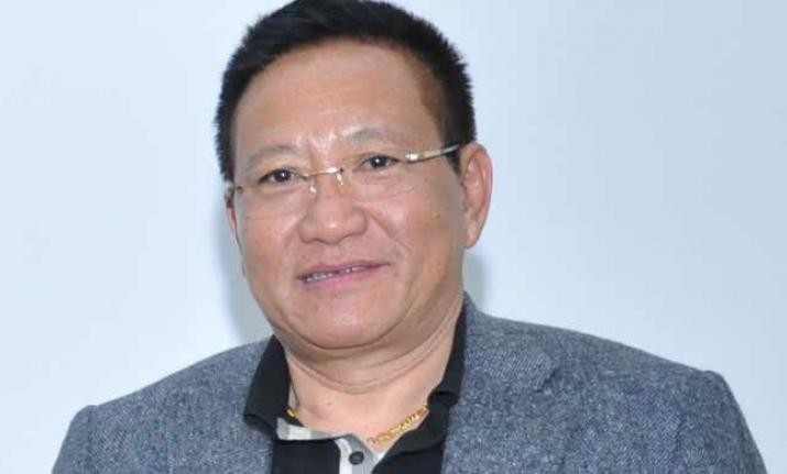 PDA Govt is 'Entertainment Govt': Zeliang