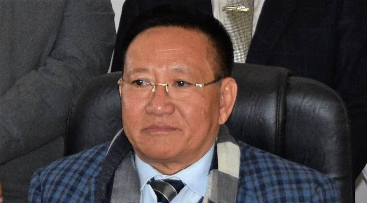 Zeliang urge citizens to cooperate with Govt in fight against COVID-19
