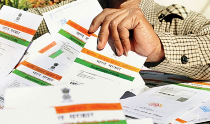 Aadhaar mandatory for  availing scholarships