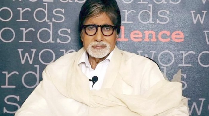 Let's put bitterness in quarantine, says Amitabh Bachchan