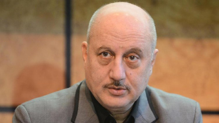 Anupam Kher says coronavirus is nature's way of saying 'Don't become God'