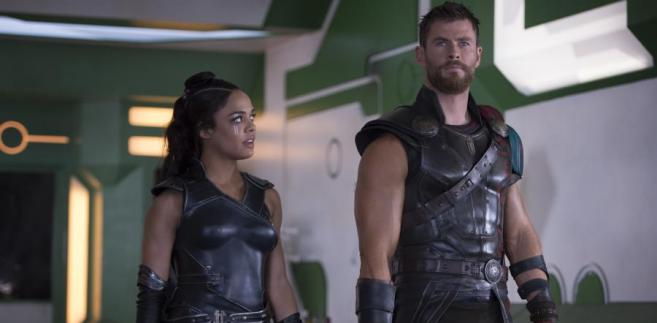 A new Men in Black movie is coming, and it will star Chris Hemsworth and Tessa Thompson