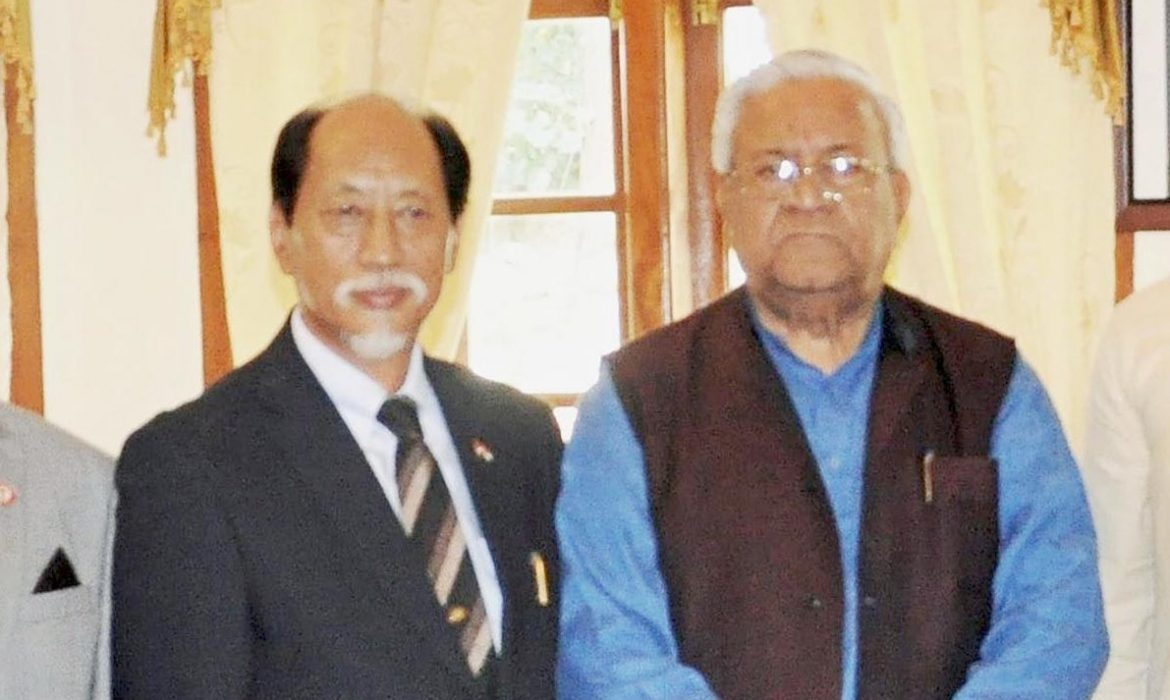 Guv appoints Rio as CM; Swearing in on March 8