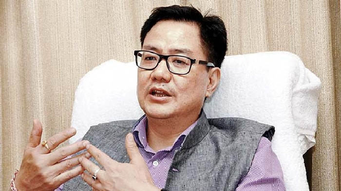 AFSPA will continue in Nagaland: Rijiju