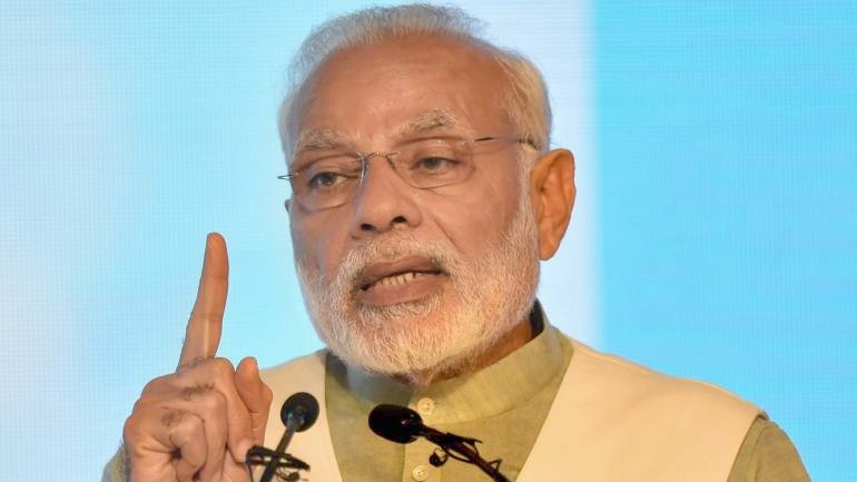 Cong used farmers as vote bank, betrayed them: Modi