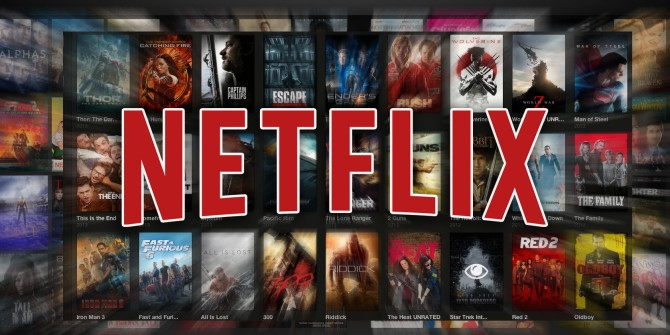Netflix is now listing top 10 most viewed movies and TV shows in India