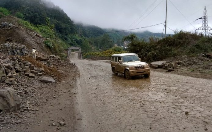 Centre approves Rs 6441 crore road  project for Nagaland