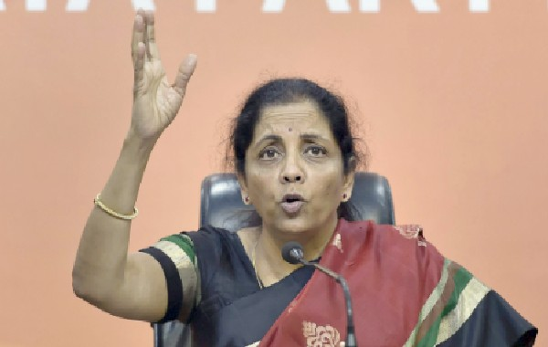 Govt closely monitoring coronavirus impact on economy, various options at work: Sitharaman