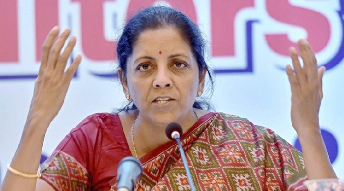 GST might have flaws, but we just can't damn it now: Sitharaman