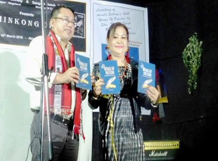 Minkong Ola, Variety Show held in Dimapur