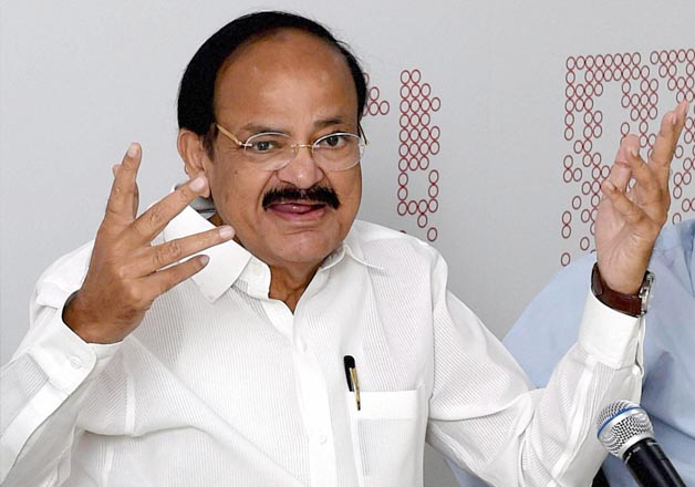 Proponents of ideologies of hate need to be  'constructively engaged': Venkaiah Naidu