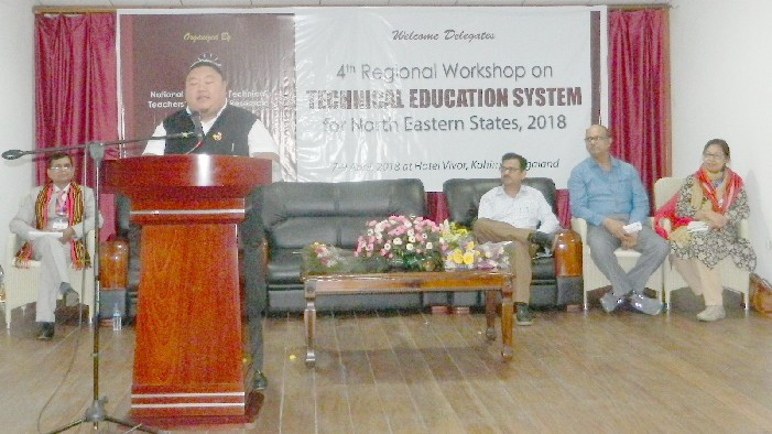 4th Regional Workshop on Tech Edu for NE begins