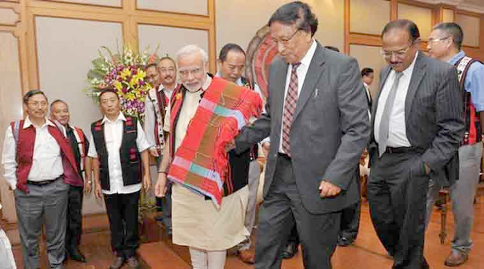 Naga accord is nearly final: No change in state boundary, removal of AFSPA, flag last hurdle