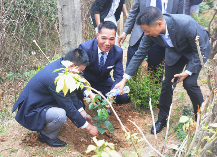 Paiwang launches 100 days achievable target