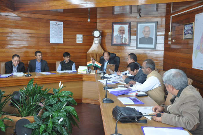 CM chairs monsoon preparedness meet; Asks Depts to be prepared & alert