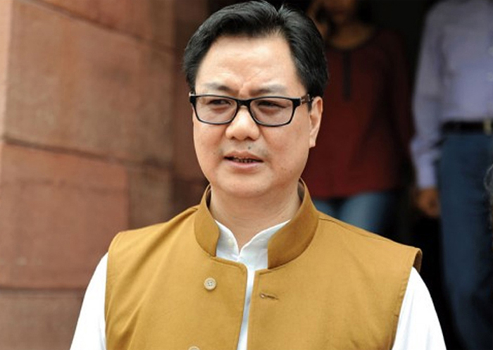 Rijiju 'incompetent' to comment on Indo-Naga talks: NSCN (IM)