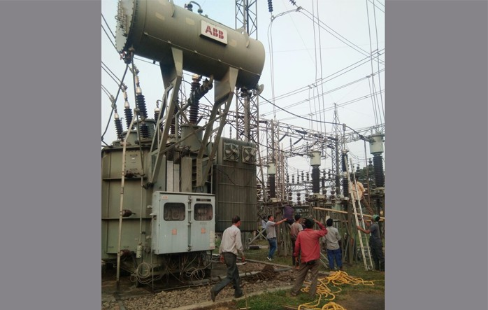 Power supply restored after  18 hours in Dimapur
