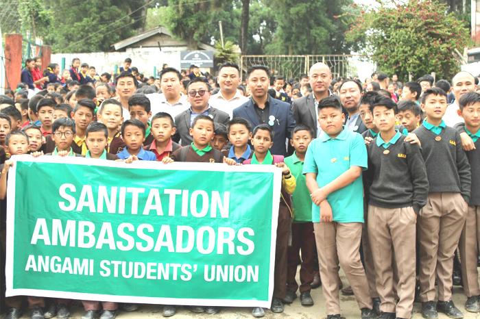 ASU launches 'Shining Kohima' initiative