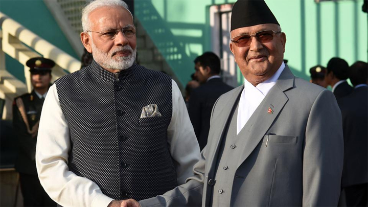 Nepal will not allow its territory to be  used against India, says PM Oli