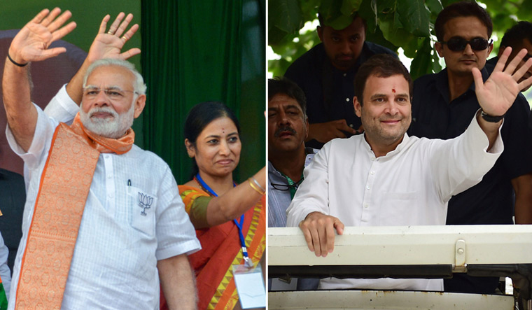 High-voltage campaign for Karnataka elections ends, voting on May 12