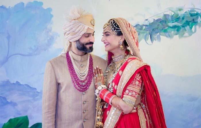 Sonam Kapoor weds Anand Ahuja