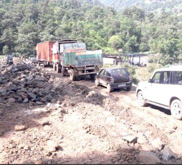 Kohima traffic opens
