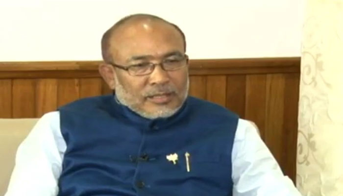 Manipur CM reassures commitment to resolve border dispute with Nagaland