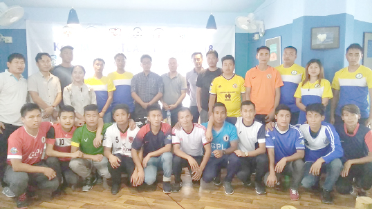 club jersey