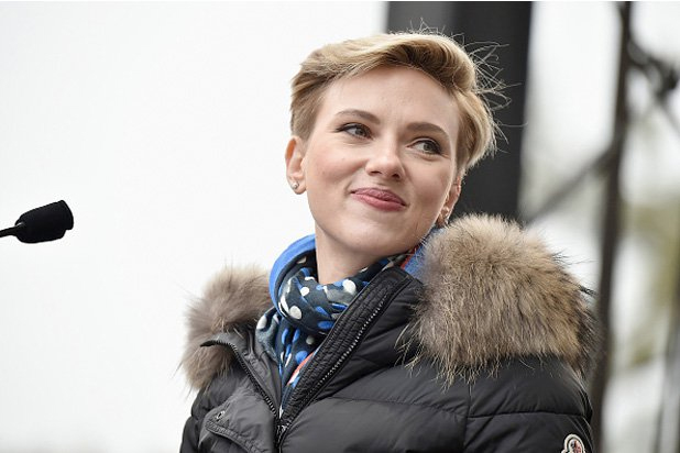Scarlett Johansson tops Forbes' highest-paid actresses list