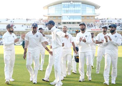 India revive series