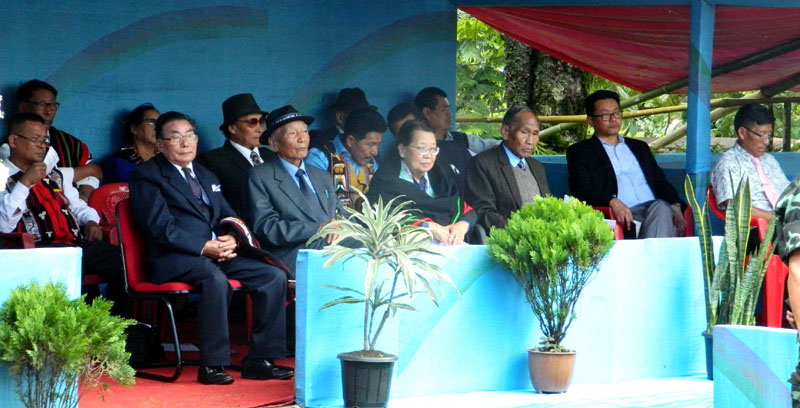 NNC opposes Naga integration under foreign constitution