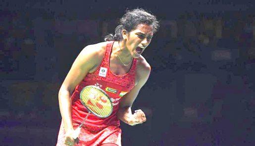 PV Sindhu beats Akane