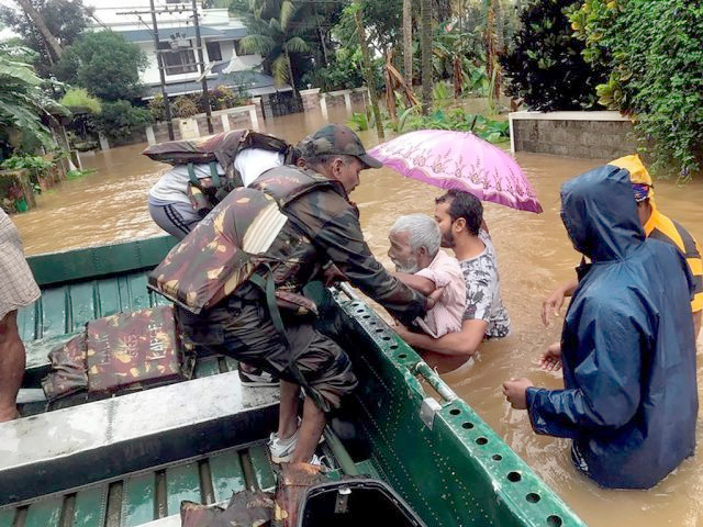 Political war erupts in Kerala as rescue operations draw to a close