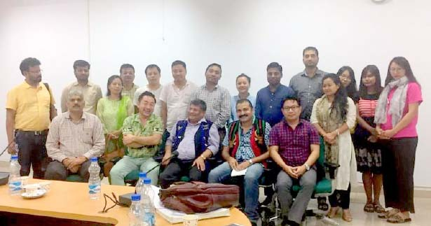 NSA organizes talk on higher education in India