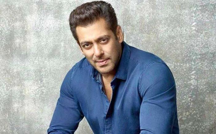 A film will definitely come on Eid: Salman Khan