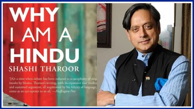 Tharoor's book Why I Am A Hindu to become a web series