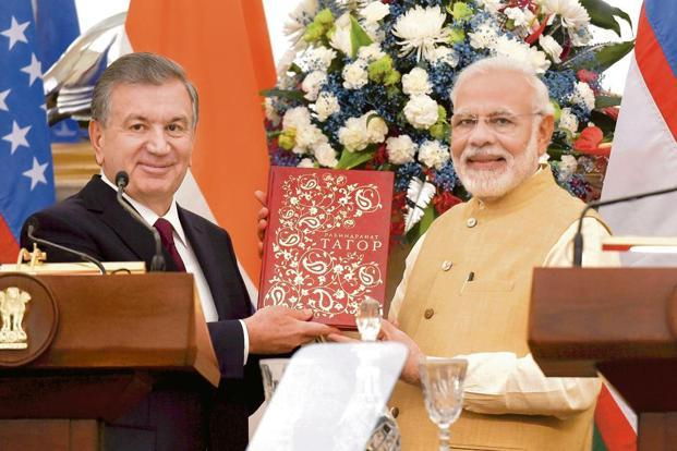India, Uzbekistan to deepen ties in counter-terrorism, defence
