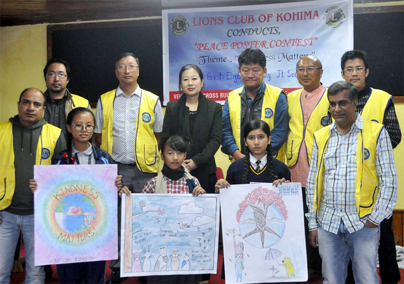 LCK organizes Peace Poster contest
