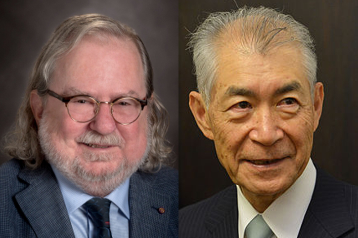 Nobel Prize 2018 for Medicine awarded to  James P Allison and Tasuku Honjo
