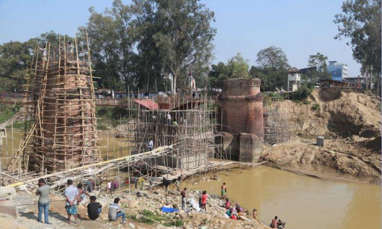 Old dhansiri bridge