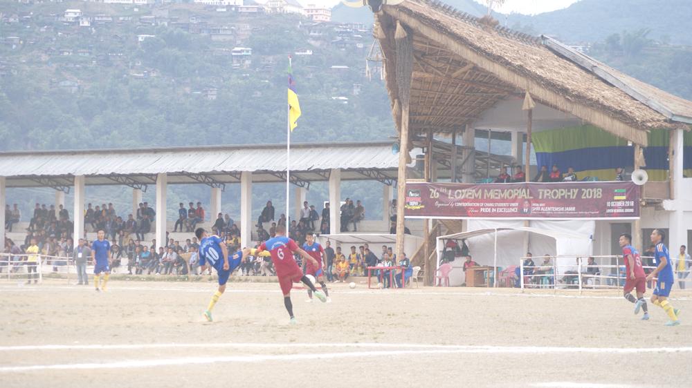 Sangzi FC to face Nyenshen FC
