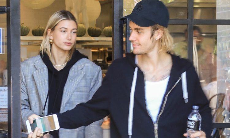 Justin Beiber wife