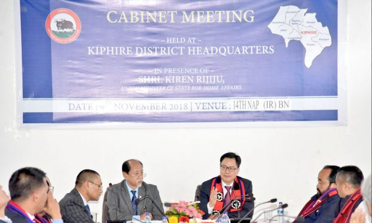 Kiphire cabinet meeting