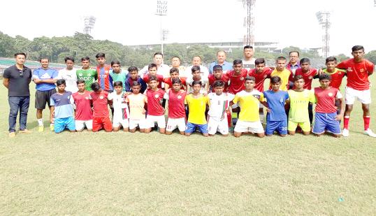 Nagaland team visits Mohan Bagan